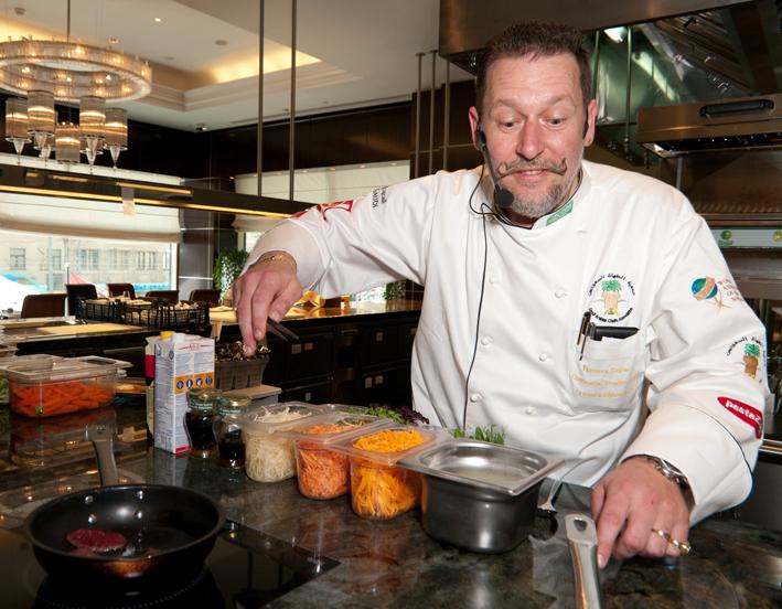 Всемирно известный повар посетит Ярославль.