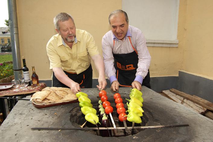 В Крыму 6 и 7 апреля намечено проведение II Международного фестиваля национальной кухни «Рецепты наших предков».