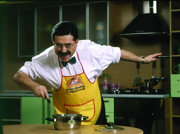 Рецепт окрошки от Бориса Бурды, как приготовить