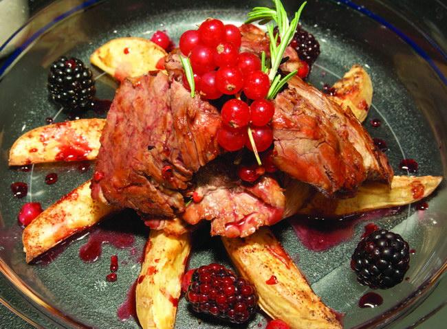 блюда из свиной вырезки рецепты с фото