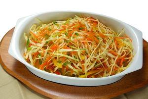 Капустный салат по-американски